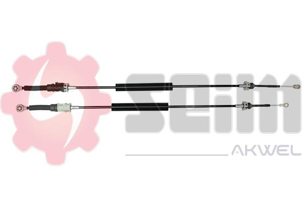 Accessoires de boite de vitesse SEIM 554785 (X1)