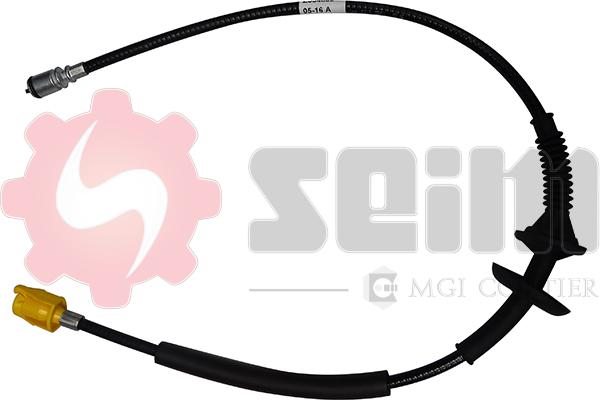 Cable de compteur SEIM 554855 (X1)