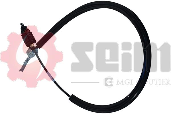 Tirette à câble, boîte automatique SEIM 555220 (X1)