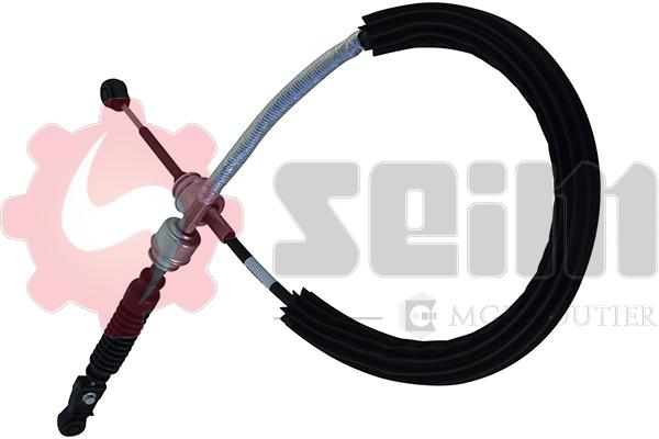 Tirette à câble, boîte automatique SEIM 555221 (X1)