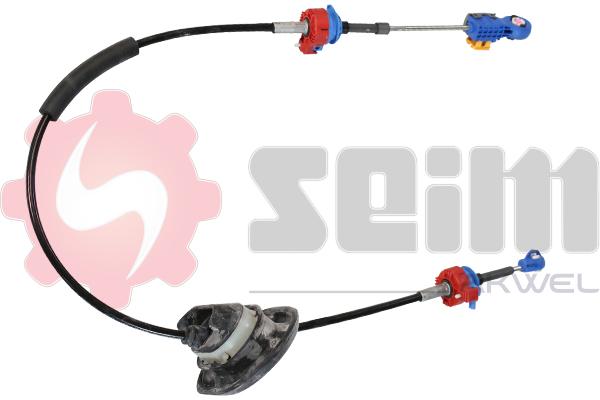 Tirette à câble, boîte automatique SEIM 555248 (X1)