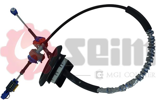 Tirette à câble, boîte automatique SEIM 555249 (X1)