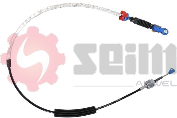 Tirette à câble, boîte automatique SEIM 555300 (X1)