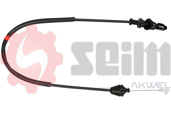 Cable d'accelerateur SEIM 555342 (X1)