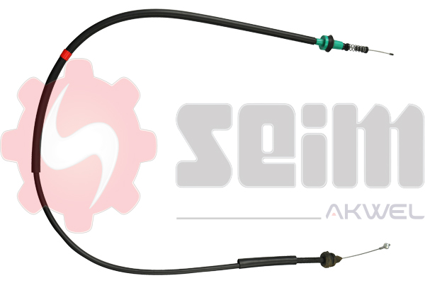 Cable d'accelerateur SEIM 555351 (X1)