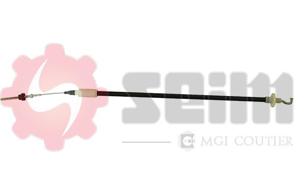 Cable d'embrayage SEIM 650100 (X1)