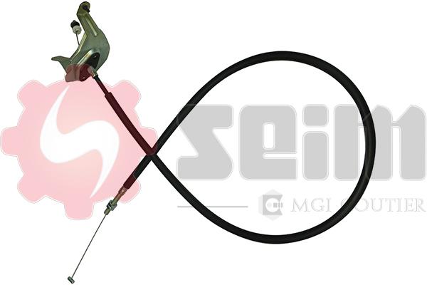 Cable d'accelerateur SEIM 710006 (X1)