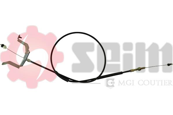 Cable d'accelerateur SEIM 710010 (X1)