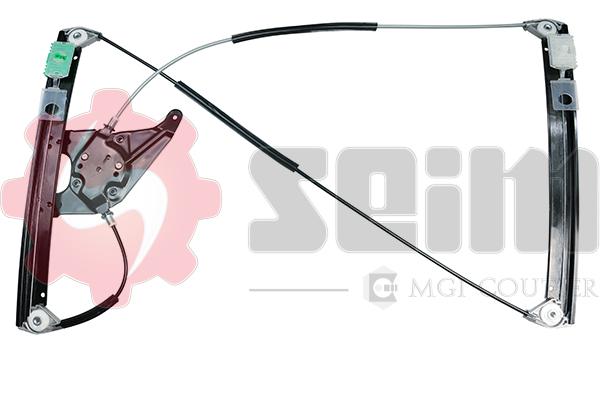 Mecanisme de leve vitre avant SEIM 900400 (X1)