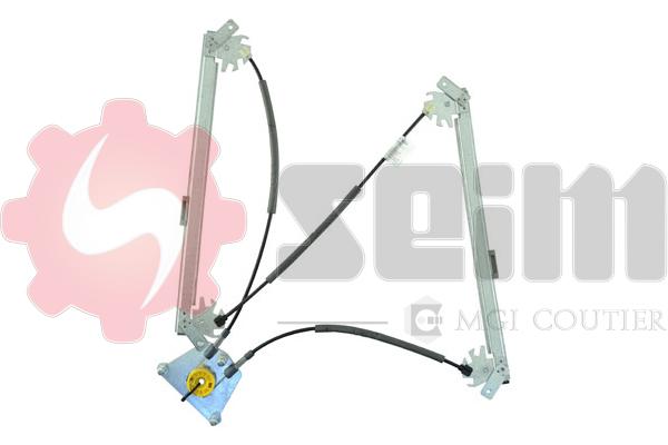 Mecanisme de leve vitre avant SEIM 900404 (X1)