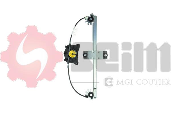 Mecanisme de leve vitre SEIM 900504 (X1)