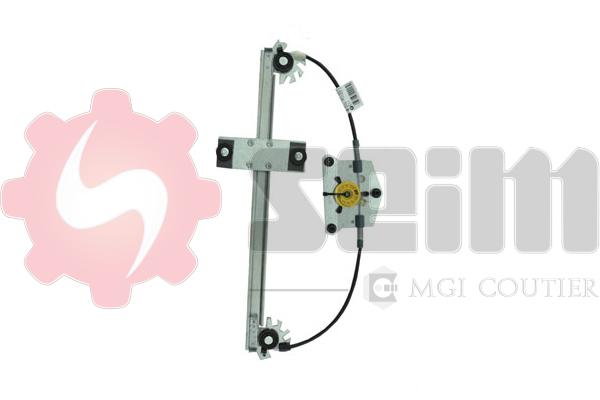 Mecanisme de leve vitre SEIM 900505 (X1)