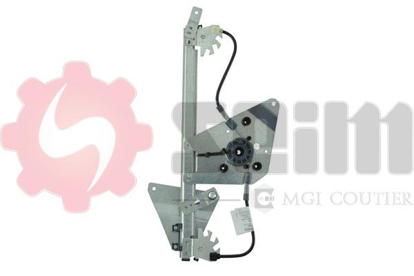Mecanisme de leve vitre SEIM 900518 (X1)