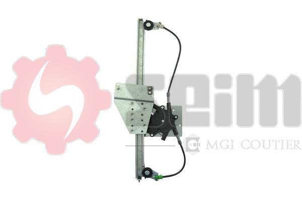 Mecanisme de leve vitre SEIM 900759 (X1)