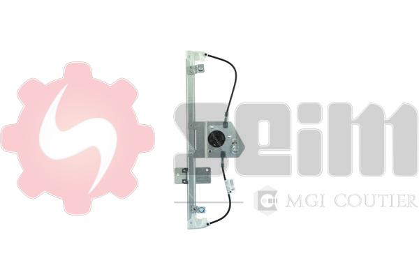 Mecanisme de leve vitre SEIM 900957 (X1)