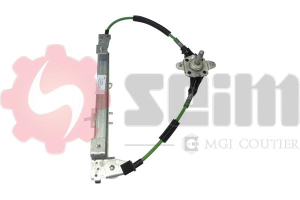 Mecanisme de leve vitre SEIM 900970 (X1)