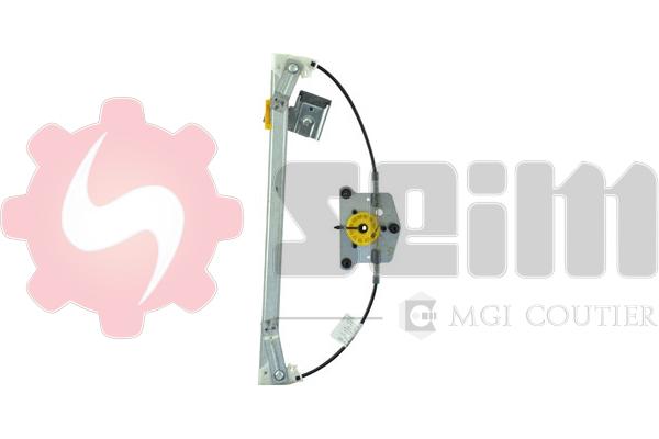 Mecanisme de leve vitre SEIM 901057 (X1)