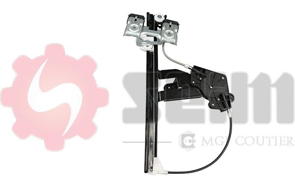 Mecanisme de leve vitre SEIM 901160 (X1)