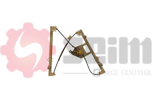 Mecanisme de leve vitre SEIM 901275 (X1)