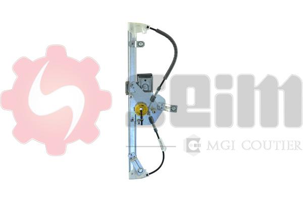 Mecanisme de leve vitre SEIM 901281 (X1)