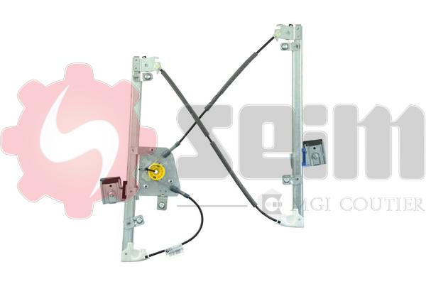 Mecanisme de leve vitre SEIM 901284 (X1)