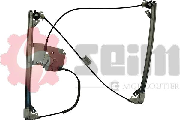 Mecanisme de leve vitre avant SEIM 901383 (X1)