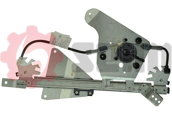Mecanisme de leve vitre SEIM 901387 (X1)