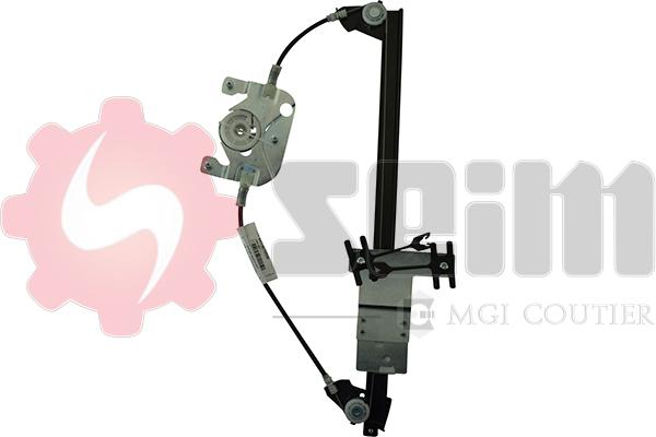 Mecanisme de leve vitre SEIM 901397 (X1)
