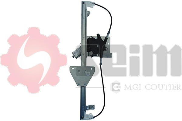 Mecanisme de leve vitre SEIM 901466 (X1)