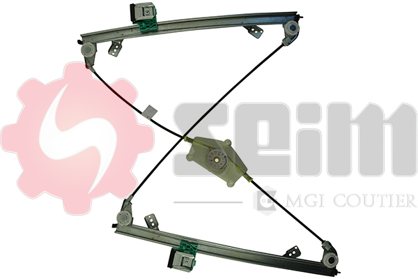 Mecanisme de leve vitre SEIM 901481 (X1)