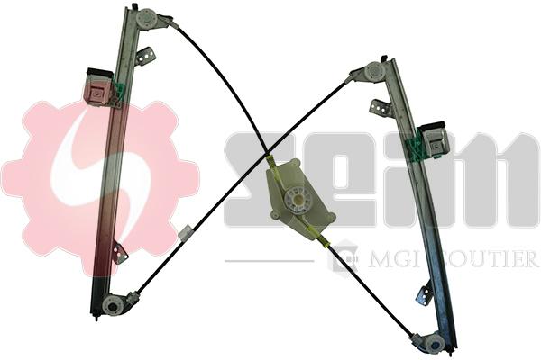 Mecanisme de leve vitre SEIM 901482 (X1)