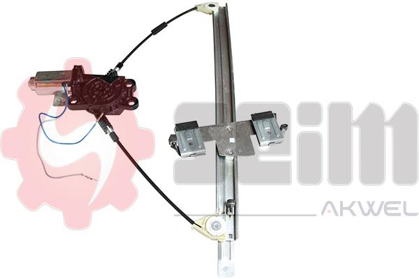 Mecanisme de leve vitre avant SEIM 901760 (X1)