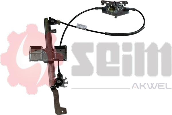 Mecanisme de leve vitre arriere SEIM 901798 (X1)