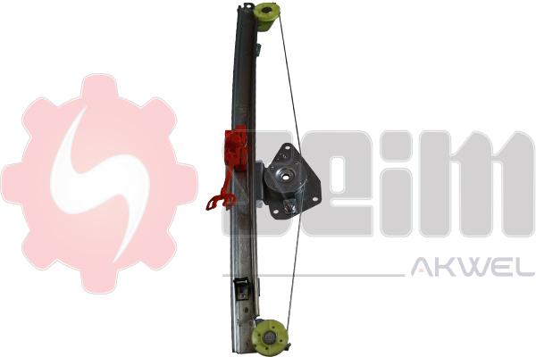 Mecanisme de leve vitre arriere SEIM 901915 (X1)