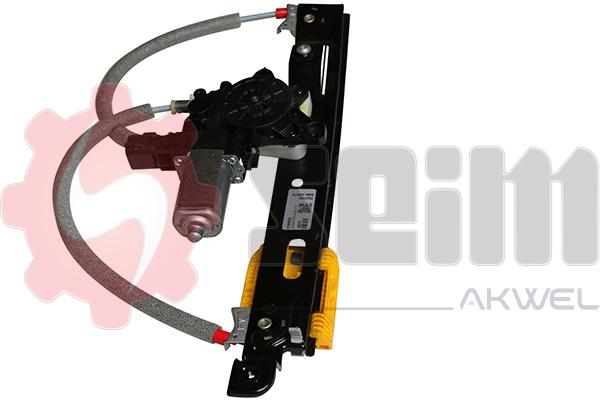 Mecanisme de leve vitre arriere SEIM 901918 (X1)