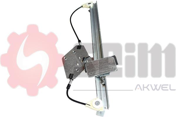 Mecanisme de leve vitre arriere SEIM 902064 (X1)