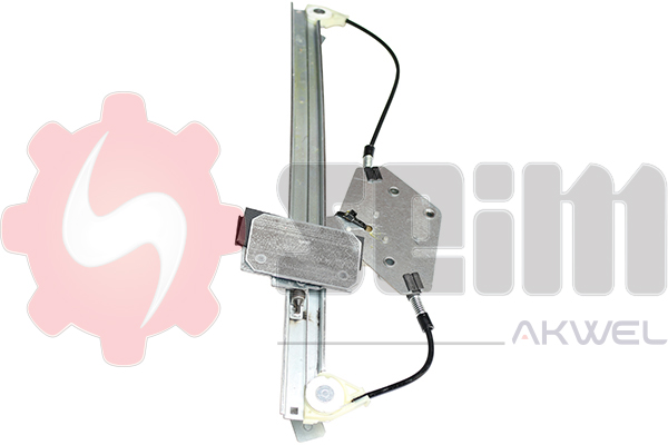 Mecanisme de leve vitre arriere SEIM 902065 (X1)
