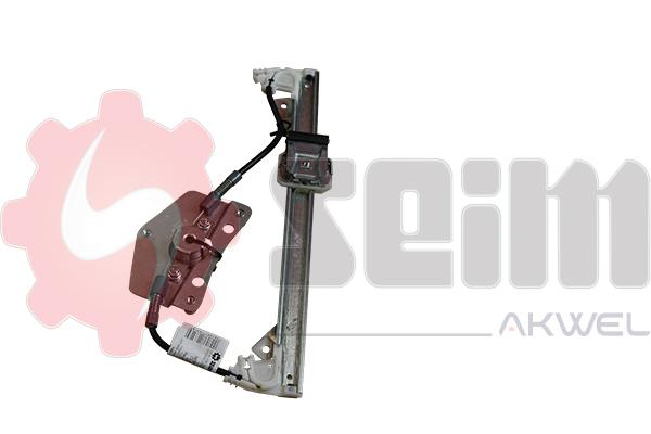 Mecanisme de leve vitre arriere SEIM 902078 (X1)