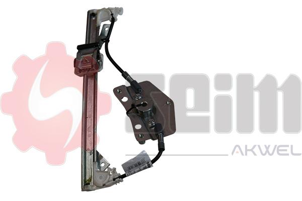 Mecanisme de leve vitre arriere SEIM 902079 (X1)