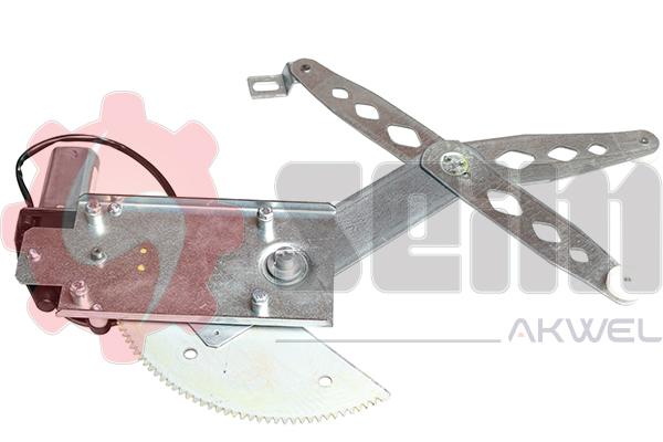 Mecanisme de leve vitre arriere SEIM 902082 (X1)