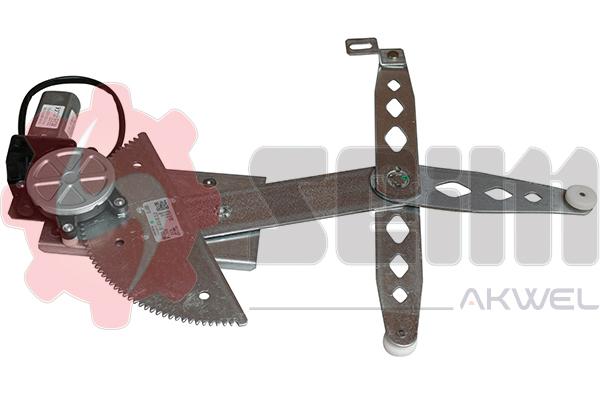 Mecanisme de leve vitre arriere SEIM 902083 (X1)