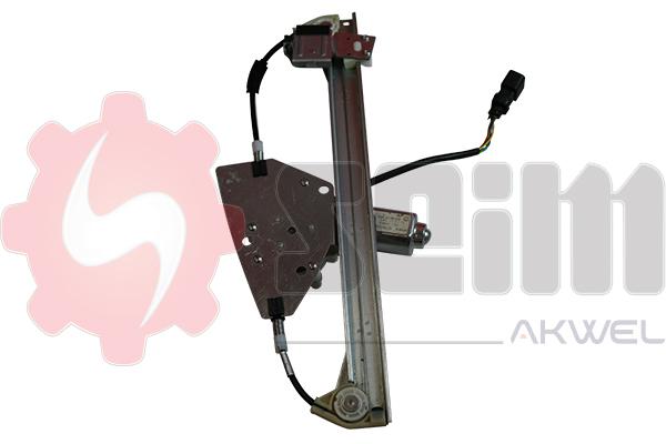 Mecanisme de leve vitre arriere SEIM 902090 (X1)