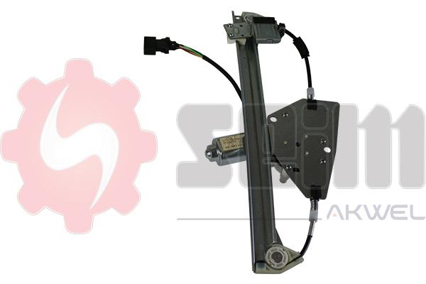 Mecanisme de leve vitre arriere SEIM 902091 (X1)