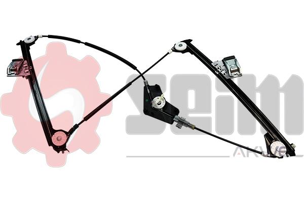 Mecanisme de leve vitre avant SEIM 902214 (X1)