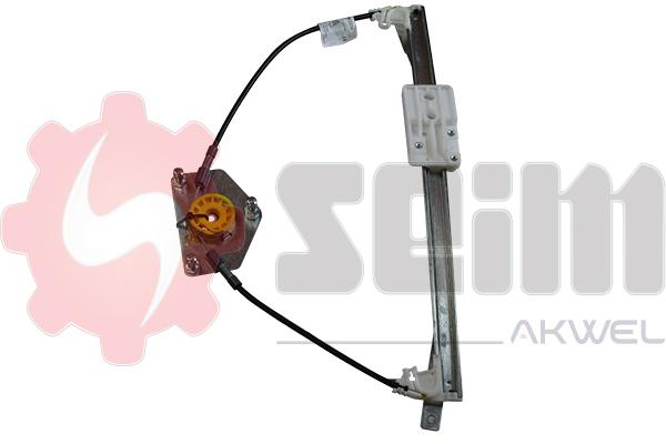 Mecanisme de leve vitre arriere SEIM 902259 (X1)
