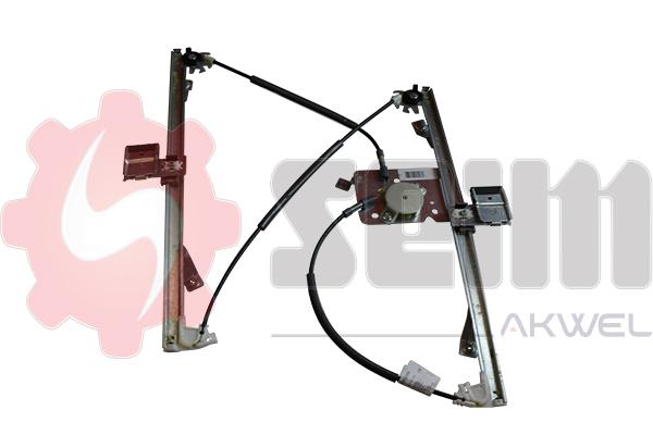 Mecanisme de leve vitre avant SEIM 902266 (X1)