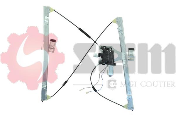 Mecanisme de leve vitre SEIM 950350 (X1)