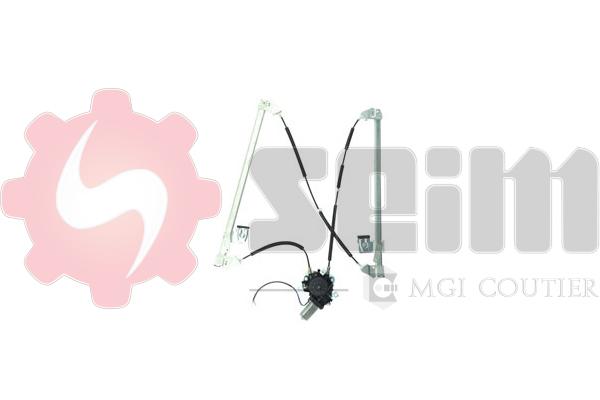 Mecanisme de leve vitre SEIM 966006 (X1)
