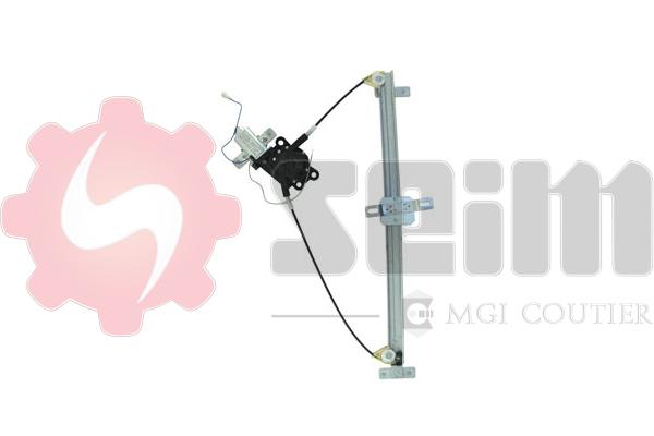 Mecanisme de leve vitre SEIM 966008 (X1)