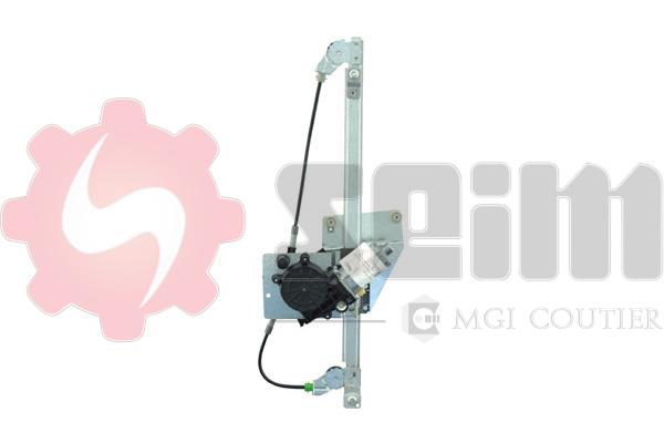 Mecanisme de leve vitre SEIM 966011 (X1)